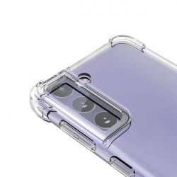 ETUI ANTI-SHOCK NA TELEFON SAMSUNG S21 / S30 TRANSPARENT