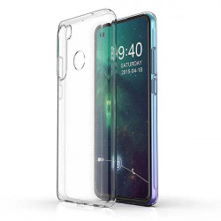 ETUI CLEAR NA TELEFON HTC DESIRE D20 PRO TRANSPARENT