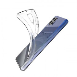 ETUI CLEAR NA TELEFON SAMSUNG GALAXY F62 / M62 TRANSPARENT
