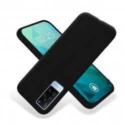 ETUI GUMA SMOOTH NA TELEFON VIVO X60 CZARNY