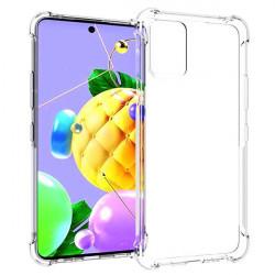 ETUI ANTI-SHOCK NA TELEFON LG K52 / K62 TRANSPARENT