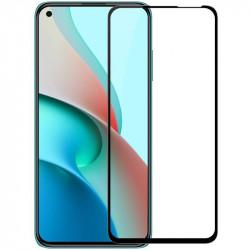 BLACK IRON GLASS 9D NA TELEFON XIAOMI REDMI NOTE 9 5G