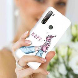 ETUI CLEAR NA TELEFON HTC DESIRE U20 5G ST_GRF-2021-1-101