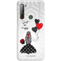 ETUI CLEAR NA TELEFON HTC DESIRE U20 5G ST_GRF-2021-1-103