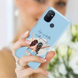 ETUI CLEAR NA TELEFON ONEPLUS NORD N100 5G ST_GRF-2021-1-106
