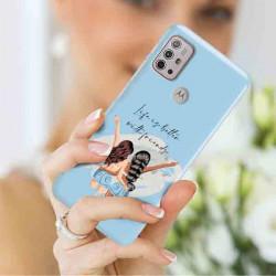 ETUI CLEAR NA TELEFON MOTOROLA MOTO G10 / G30 ST_GRF-2021-1-106
