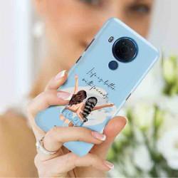ETUI CLEAR NA TELEFON NOKIA 5.4 ST_GRF-2021-1-106