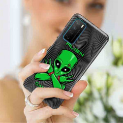 ETUI CLEAR NA TELEFON HUAWEI HONOR PLAY 4 ST_ALIEN-2021-1-100