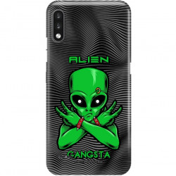 ETUI CLEAR NA TELEFON LG K22 ST_ALIEN-2021-1-100