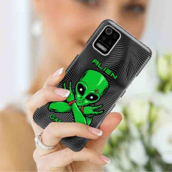 ETUI CLEAR NA TELEFON LG K62 ST_ALIEN-2021-1-100