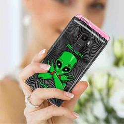 ETUI CLEAR NA TELEFON LG X STYLO 7 5G ST_ALIEN-2021-1-100