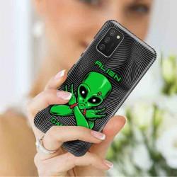 ETUI CLEAR NA TELEFON SAMSUNG GALAXY A02S ST_ALIEN-2021-1-100