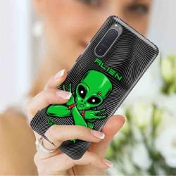 ETUI CLEAR NA TELEFON SONY XPERIA 5 II ST_ALIEN-2021-1-100