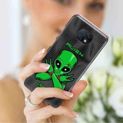 ETUI CLEAR NA TELEFON XIAOMI REDMI NOTE 9T 5G ST_ALIEN-2021-1-100