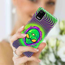 ETUI CLEAR NA TELEFON LG K52 5G ST_ALIEN-2021-1-101