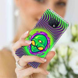 ETUI CLEAR NA TELEFON XIAOMI REDMI NOTE 9T 5G ST_ALIEN-2021-1-101