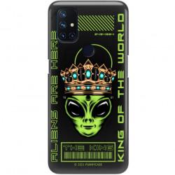ETUI CLEAR NA TELEFON ONEPLUS NORD N10 5G ST_GRF-2021-1-102