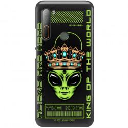 ETUI CLEAR NA TELEFON HTC DESIRE U20 5G ST_ALIEN-2021-1-102