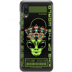 ETUI CLEAR NA TELEFON SAMSUNG GALAXY A02 / M02 ST_GRF-2021-1-102