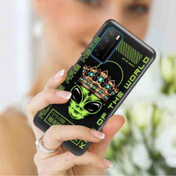 ETUI CLEAR NA TELEFON HUAWEI HONOR PLAY 4 ST_ALIEN-2021-1-102