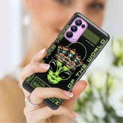 ETUI CLEAR NA TELEFON OPPO RENO 5 PRO 5G ST_ALIEN-2021-1-102