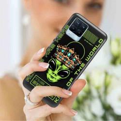 ETUI CLEAR NA TELEFON REALME REALME 8 5G / V13 5G ST_ALIEN-2021-1-102