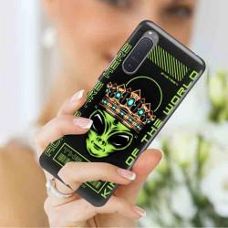 ETUI CLEAR NA TELEFON SONY XPERIA 5 II ST_ALIEN-2021-1-102