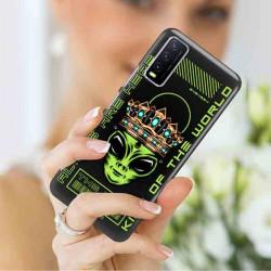 ETUI CLEAR NA TELEFON VIVO Y20 2021 / Y20I / Y20S / Y11S ST_ALIEN-2021-1-102