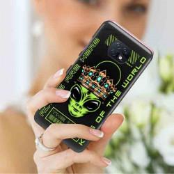 ETUI CLEAR NA TELEFON XIAOMI REDMI NOTE 9T 5G ST_ALIEN-2021-1-102