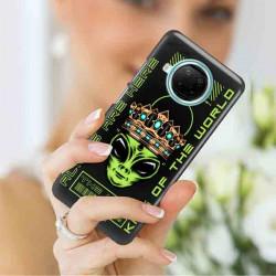 ETUI CLEAR NA TELEFON XIAOMI REDMI NOTE 9T PRO 5G ST_ALIEN-2021-1-102