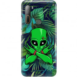 ETUI CLEAR NA TELEFON HTC DESIRE U20 5G ST_ALIEN-2021-1-103