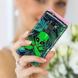 ETUI CLEAR NA TELEFON LG X STYLO 7 5G ST_ALIEN-2021-1-103