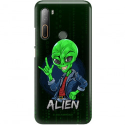 ETUI CLEAR NA TELEFON HTC DESIRE U20 5G ST_ALIEN-2021-1-104
