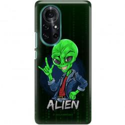 ETUI CLEAR NA TELEFON HUAWEI NOVA 8 ST_ALIEN-2021-1-104