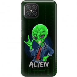 ETUI CLEAR NA TELEFON HUAWEI NOVA 8 SE ST_ALIEN-2021-1-104