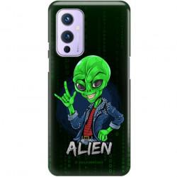 ETUI CLEAR NA TELEFON ONEPLUS ONEPLUS 9 ST_ALIEN-2021-1-104