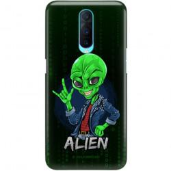 ETUI CLEAR NA TELEFON OPPO RX17 PRO ST_ALIEN-2021-1-104