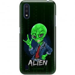 ETUI CLEAR NA TELEFON SAMSUNG GALAXY M01 ST_ALIEN-2021-1-104