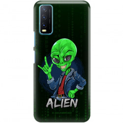 ETUI CLEAR NA TELEFON VIVO Y21S ST_ALIEN-2021-1-104