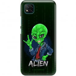 ETUI CLEAR NA TELEFON XIAOMI POCO C3 ST_ALIEN-2021-1-104