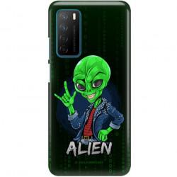 ETUI CLEAR NA TELEFON HUAWEI HONOR PLAY 4 ST_ALIEN-2021-1-104