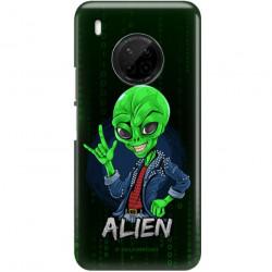 ETUI CLEAR NA TELEFON HUAWEI Y9A ST_ALIEN-2021-1-104