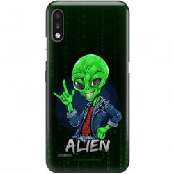 ETUI CLEAR NA TELEFON LG K22 ST_ALIEN-2021-1-104
