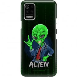 ETUI CLEAR NA TELEFON LG K62 ST_ALIEN-2021-1-104