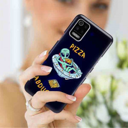 ETUI CLEAR NA TELEFON LG K52 5G ST_ALIEN-2021-1-105