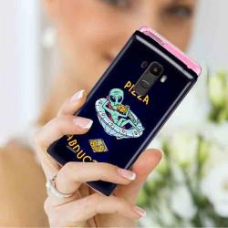 ETUI CLEAR NA TELEFON LG X STYLO 7 5G ST_ALIEN-2021-1-105
