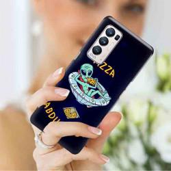 ETUI CLEAR NA TELEFON OPPO RENO 5 PRO PLUS 5G ST_ALIEN-2021-1-105
