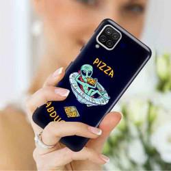 ETUI CLEAR NA TELEFON SAMSUNG GALAXY A12 / M12 ST_ALIEN-2021-1-105