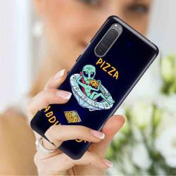 ETUI CLEAR NA TELEFON SONY XPERIA 5 II ST_ALIEN-2021-1-105