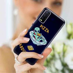 ETUI CLEAR NA TELEFON VIVO Y20 2021 / Y20I / Y20S / Y11S ST_ALIEN-2021-1-105